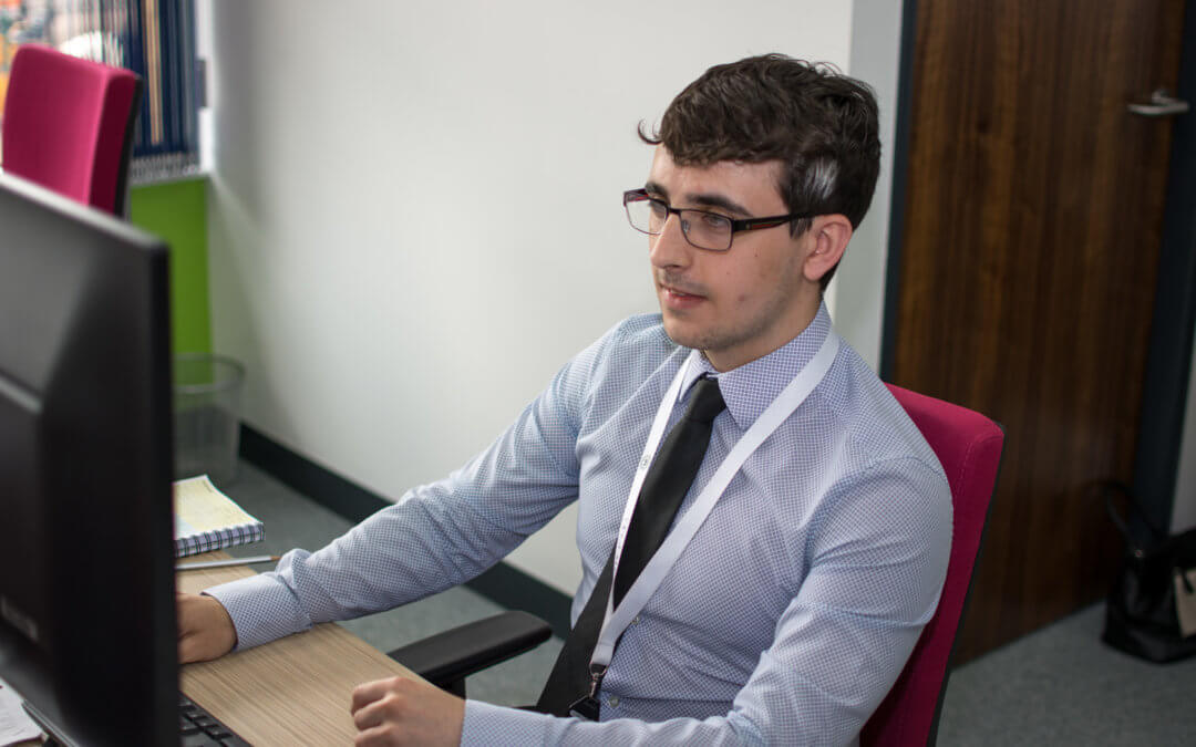 Joshua Woodcock – Business Administrator Apprentice